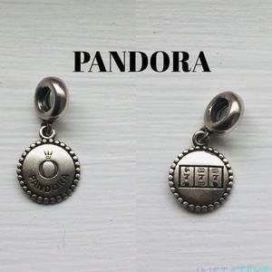 Pandora 777 Vegas Charm